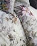 Fresco Fiore Platinum Queen Duvet