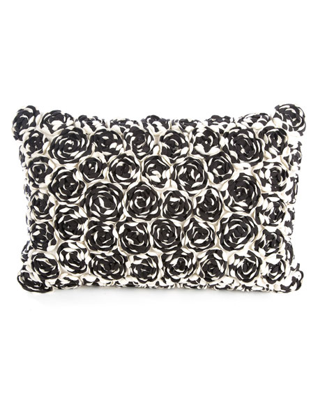 MacKenzie-Childs Fellini Rosa Lumbar Pillow