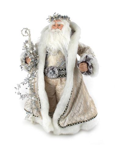 Snowfall Santa
