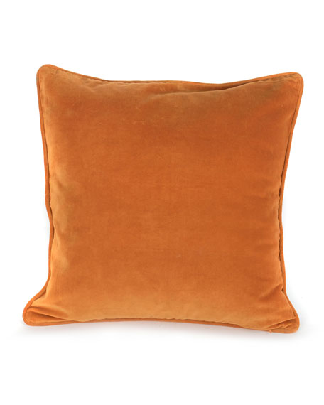 Monarch Butterfly Square Pillow