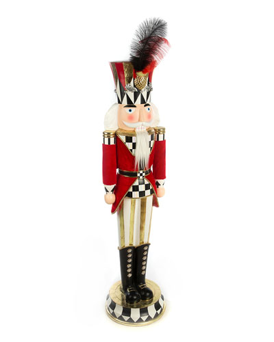 Castle Guard Trophy Nutcracker