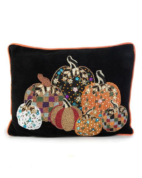 Pumpkin Party Pillow