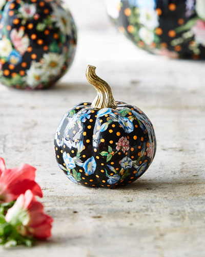 Flower Market Mini Pumpkin