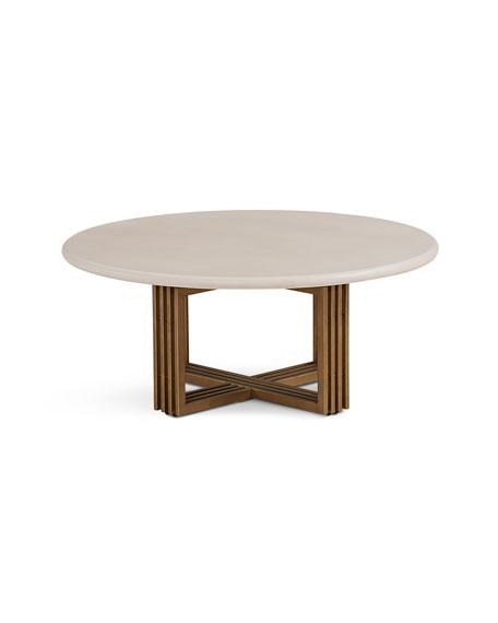 Joanna Concrete Coffee Table