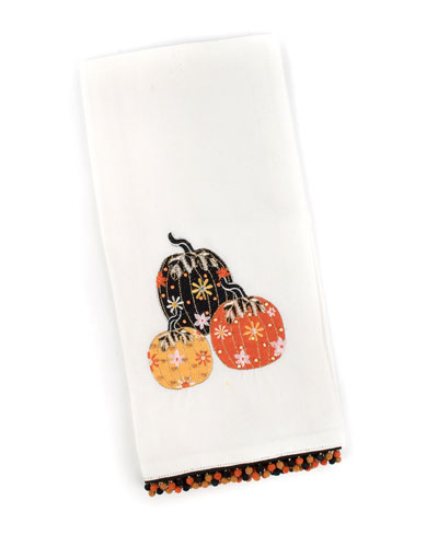 Pumpkin Party Dish Towel