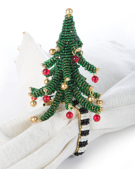 Pine Tree Napkin Ring