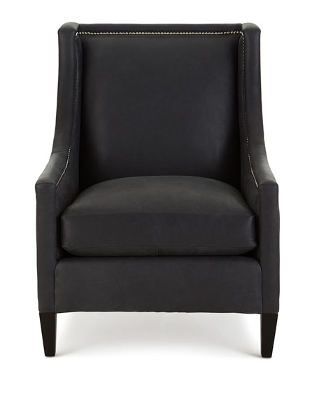 Mindy Leather Chair