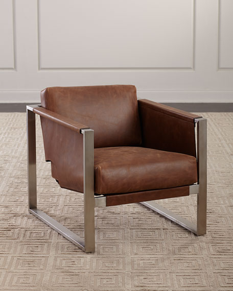 Segovia Leather Chair