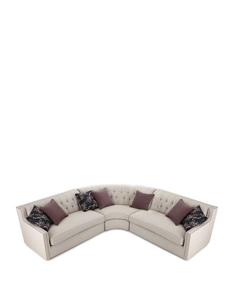 Candace 3-Piece Sectional