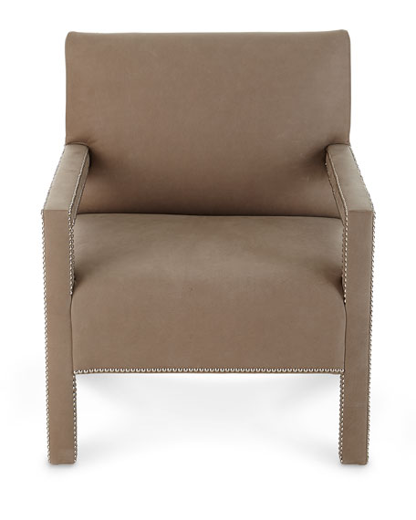 Shelby Leather Chair