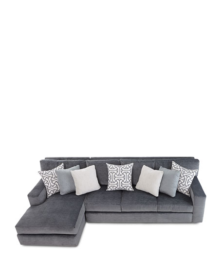 """Rawls Sofa Chaise, 135"""""""