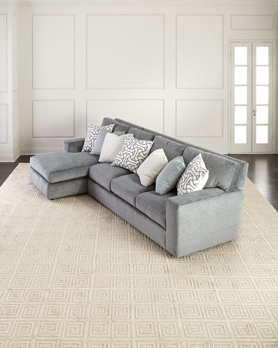 Rawls Sofa Chaise  135