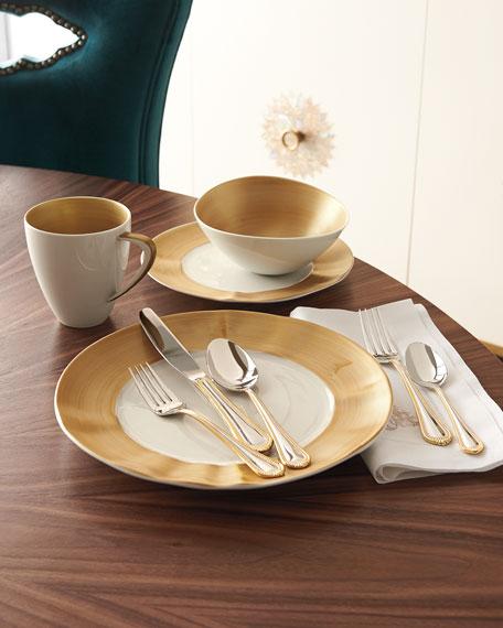 Brushstroke Pasta Bowls, Set of 4