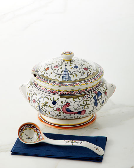 Pavoes Soup Tureen