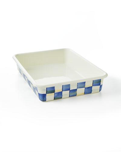 Royal Check Baking Pan  9 x 13