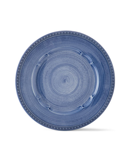 Chambray Tile 16-Piece Dinnerware Set