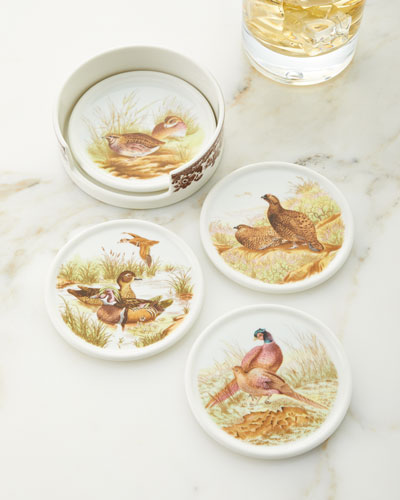 Turkey Coasters  Set of 4