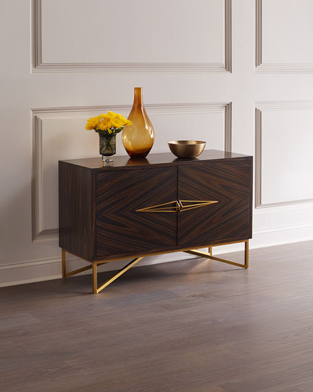 Hooker Furniture Aveline Floating Console
