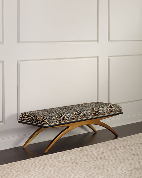 John-Richard Collection Euclidean Bench