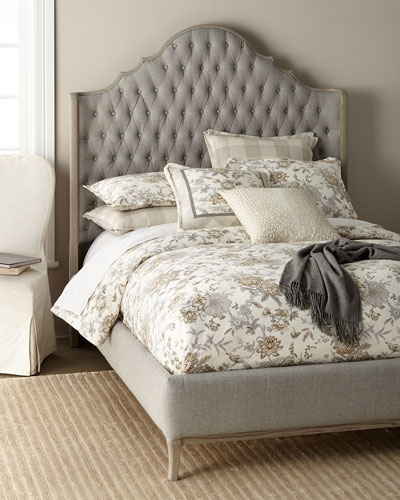 Melody Tufted King Bed