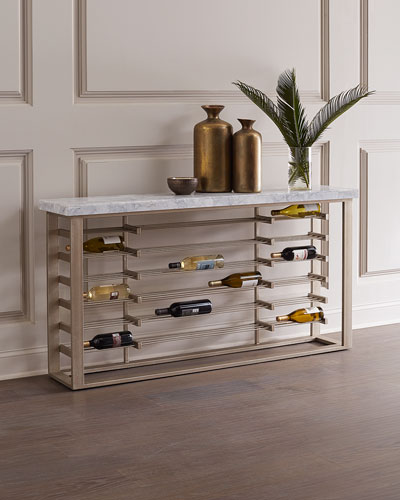 Graham Wine Console