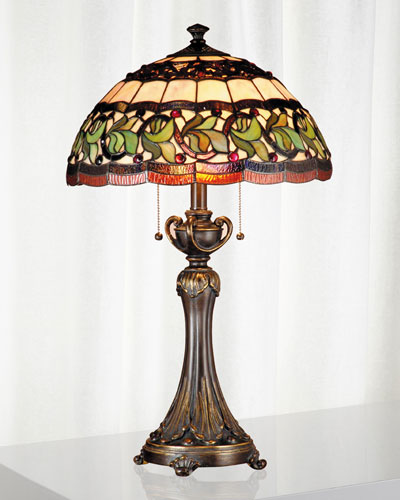 Aldridge Tiffany Table Lamp