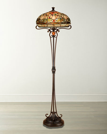Briar Tiffany Floor Lamp