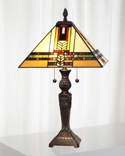 Palo Mission Tiffany Lamp