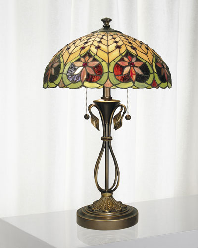 Leilani Tiffany Table Lamp