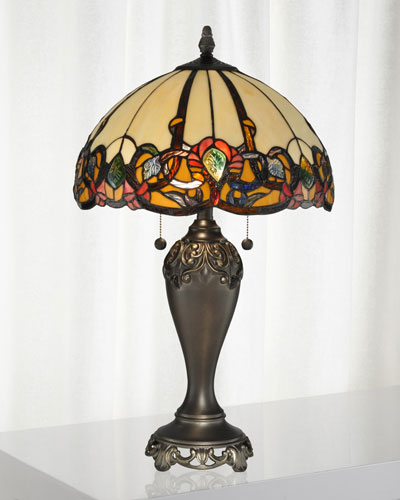 Northlake Tiffany Table Lamp