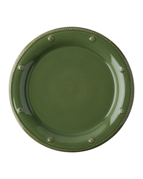 Juliska Berry & Thread Evergreen Dinner Plate