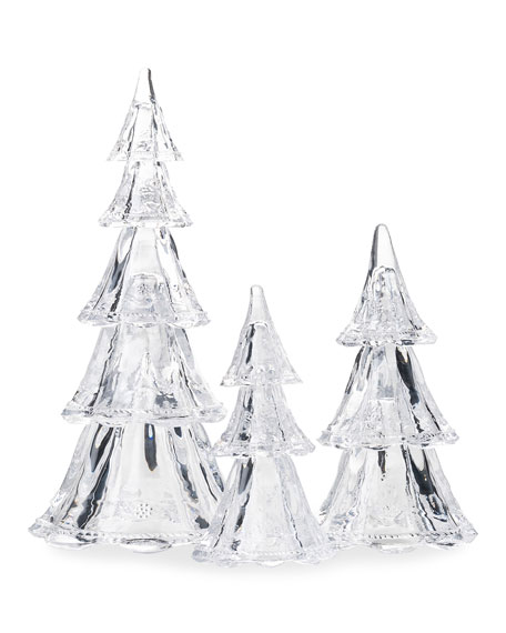 Christmas Tree Display Bundle in Clear