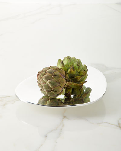 Cortina Low Pedestal Tray