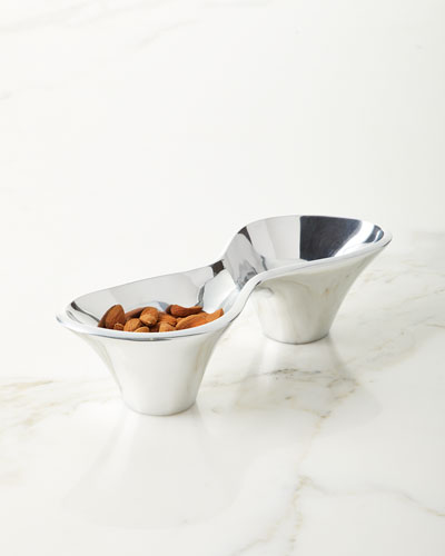 Cortina Divided Snack Server