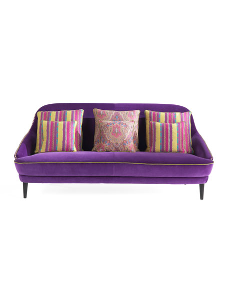 Etro Jefferson Two-Seater Sofa