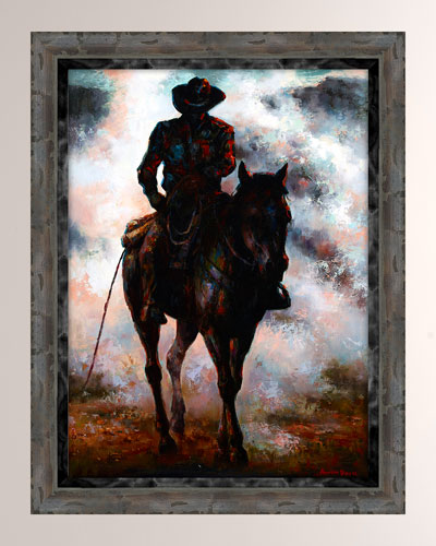 Solitude Giclee Canvas Art