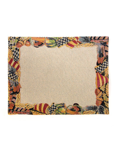 Pheasant Run Placemats  Set of 4