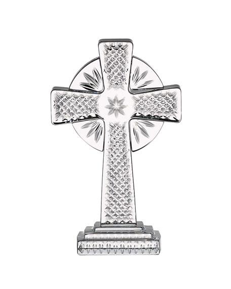 "Standing Cross Decor, 5"""
