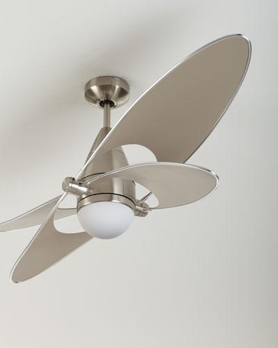54 Steel Butterfly Ceiling Fan