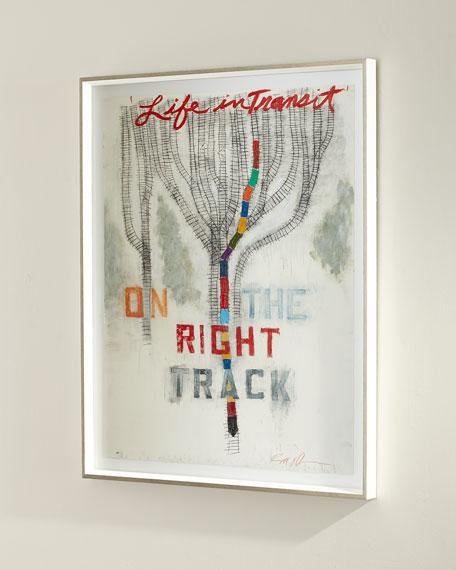 Life In Transit Print