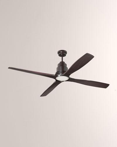 60 Ricasso Indoor Ceiling Fan