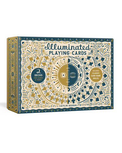 Illuminated Playing Cards Set
