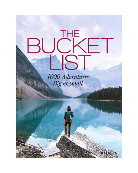 """The Bucket List"" Book"