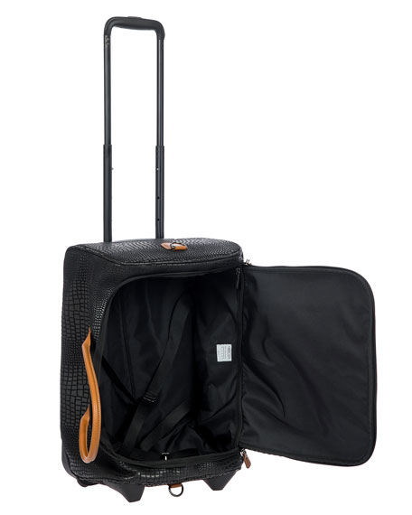 "My Safari 21"" Carry-On Rolling Duffle"