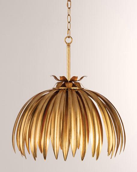 Regina Andrew Design Dahlia Medium Pendant