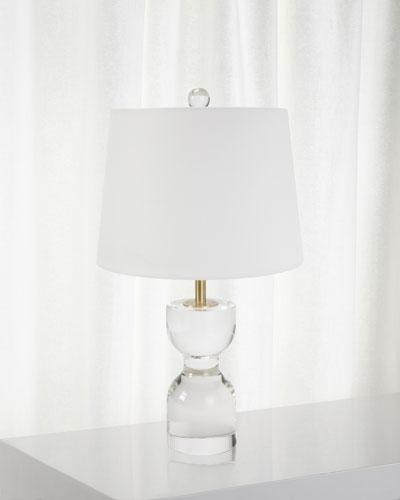 Joan Crystal Small Table Lamp