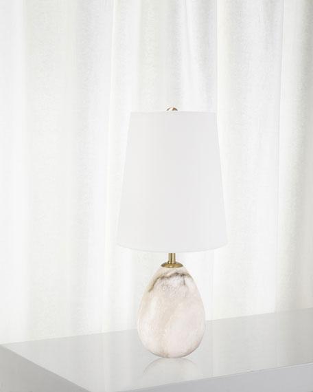 Regina Andrew Design Jared Alabaster Mini Lamp