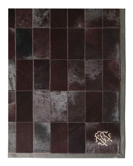Roberto Cavalli Cavallino Hair Hide Rug, 16.4' x