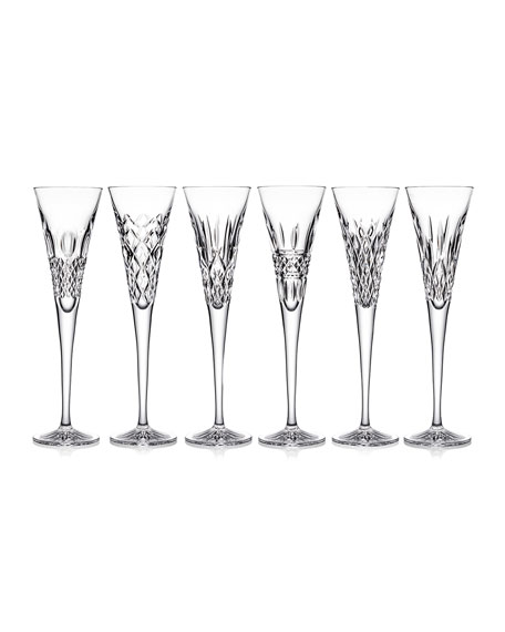 Heritage Flutes, Set of 6