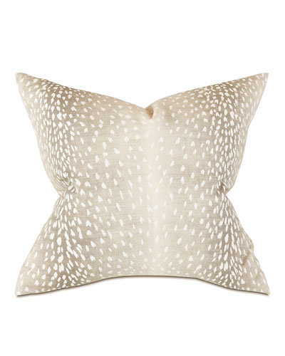 Wiley Animal Decorative Pillow